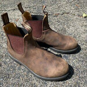 blundstone boots men Size 7.5