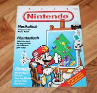 1992 Vintage Club Nintendo Magazine Super Ghouls n Ghosts Star Tropics Zelda 3