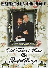 BRANSON ON ROAD tour Old Time Music & Gospel Songs 2-CD set music Debbie Horton