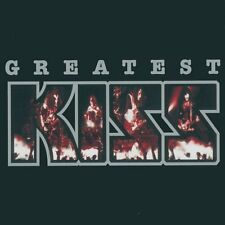 Kiss Greatest CD NEW SEALED Love Gun/Beth/God Gave Rock N' Roll To You/Deuce+
