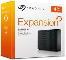 4TB Seagate Expansion 3.0 Desktop Hard Drive - GorillaSpoke, Free Worldwide P&P!