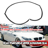 REAR WINDSHIELD UPPER MOULDING SEAL For BMW 5 SERIES E60 E39 525i   D*//