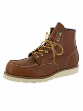 Red Wing Mens Classic Moc 875 6-Inch Leather Boots, Oro Legacy, US 9