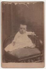 PORTSMOUTH NEW HAMPSHIRE Cabinet Card PHOTO Photograph PHILIP LAIGHTON Davis NH