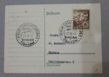 1939 Germany Postcard