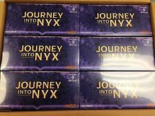 MTG Journey into Nyx Fat Pack Case - 6 Fat Packs - Factory Sealed - Free Ship!