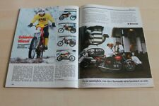 PS Sport Motorrad 2274) 50er MC Spezial - Puch, Gori, KTM und SWM - toller Ver