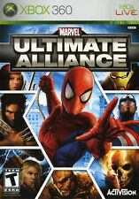 Marvel: Ultimate Alliance (2006) Brand New Factory Sealed USA Microsoft Xbox 360