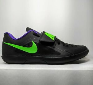 Nike Zoom Rival SD 2 Shot Put Throwing Spike Unisex Size 11 Black 685134-03