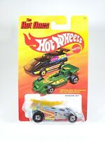 HOT WHEELS 2011 THE HOT ONES SHADOW JET NEW NOC 1/64 SCALE DIECAST