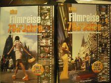 DVD`S Köln Filmreise in die 70er Jahre Teil 1 1970 - 1975. Teil 2 1975 - 1980