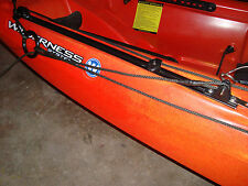 Anchor Trolley Kit w/Quick Release & Float for SlideTrax Wilderness Kayak