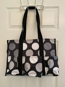 Thirty-One utility tote medium, shoulder bag, beach / picnic tote With Insert!