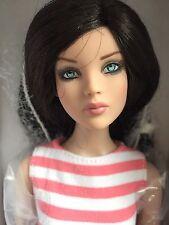 """Tonner Tyler Antoinette 16"""" 2013 Resort Stripe Basic Cami Mink Doll NRFB LE 500"""