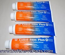 4 Lubrifilm Ice Cream Machine Lubricants Taylor & other Machines Shake or Yogurt