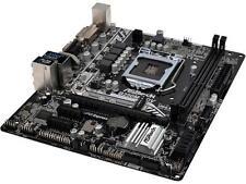 ASRock B250M-HDV LGA 1151 Intel B250 HDMI SATA 6Gb/s USB 3.0 Micro ATX Motherboa