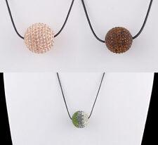 Damen-Modeschmuck-Halsketten für besondere Anlässe