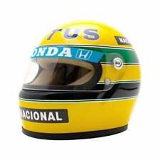 Ayrton Senna Collection Mini F1 Helmet 1987 1:2
