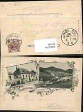113955,seltene AK Gruss aus Altenmarkt a.d. Triesting Gasthaus zum Weissen Lamm