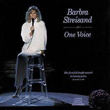 Barbra Streisand One voice (1987) [CD]