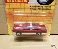 Matchbox Lincoln Town Car, 1/70 toy model car, mint on card