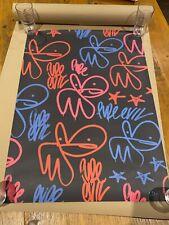 Pure Evil Limited Edition Signed Bunny Print, 250 Only+ Bonus,Urban,Banksy, Dolk