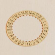 Disco mese - Date disc (2557/1) - ISA 360=1198