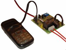 GSM controller SWITCH with TIMER FUNCTION, REMOTE CONTROL RELAY 10 Amp, HEATERS