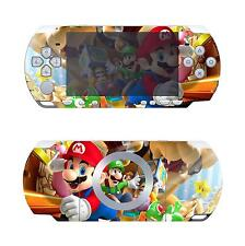 Super Mario Party 110 Vinyl Decal Skin Sticker Cover for Sony PSP 2000