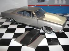 LEX'S SCALE MODELING Resin Outlaw Hood '68 ROAD RUNNER & '69 GTX! AMT 1/25