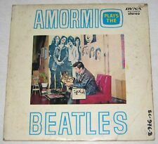 Philippines AMORMIO CILLAN Plays The Beatles OPM LP Record