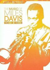 The Music of Miles Davis: The Box Set Series (2010) 3 CD Set Sealed