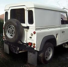 Land Rover Defender 90/110 Hardtops - Porte Arrière Rabattable Roue Support -