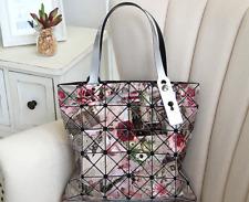 Womens Bag 2019 Fashion New Bao Bao Ladies Folding Japanese Style Tote Handbag