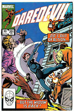 DAREDEVIL # 201 - Marvel 1983 (vf-)