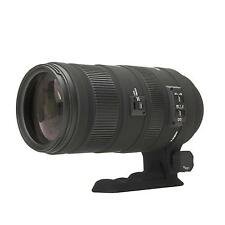 Sigma 120-400 Super Tele Megazoom Zoomobjektiv F4,5 - 5,6 DG OS HSM Sony