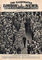 1946 London News July 20 - British motoring; Searching for arsenals in Palestine