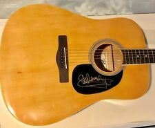Everlast Signed Guitar House of Pain Autographed Acoustic Guitar (DJ Lethal)