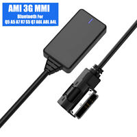 Aps Nc Shipping For Audi New Ami Mmi 3Rca Audio Cable For Audi Q5 A6 A7 Q7 S7