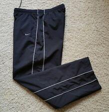 Men's Nike Athletic Running Training Basketball Pants SZ M fit bigger Black