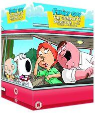 FAMILY GUY SEASON 1 TO 14 DVD BOXSET REGION 2 COMPLETE MOVIE COLLECTION SERIES