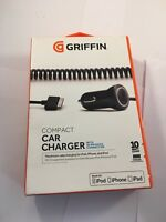 Genuine Original - Griffin Compact Car Charger With 30-Pin Charger