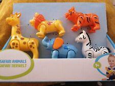 Brand new in box Big Steps Safari Animals