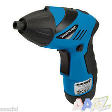 Compact 3.6v Li-Ion Rechargeable Battery Cordless Screwdriver Drill