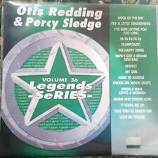 LEGENDS KARAOKE CDG OTIS REDDING & PERCY SLEDGE R&B SOUL #36 16 SONGS CD+G