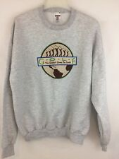 Mens Golf Course Sweater Gray Size XL Embroidered The Best Game on Earth