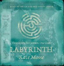Labyrinth, Mosse, Kate, Very Good Book