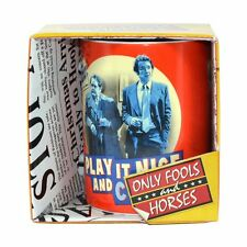 Only Fools and Horses Del Boy Falling Through Bar Official Mug