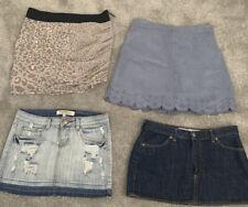 Mini Skirts Bundle Armani Exchange Guess H&M Size S-M