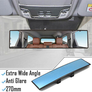 270mm Car Interior Anti Glare Wide Angle Rear View Rearview Mirror Universal